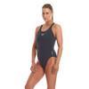 speedo Essential Endurance+ Medalist Badpak Dames blauw